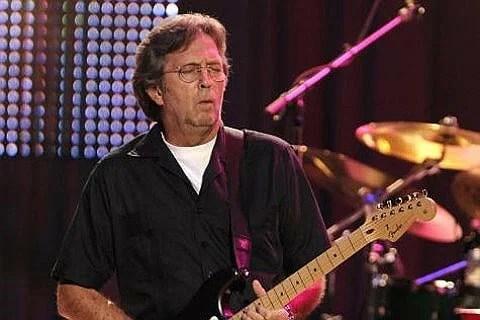 Eric Clapton Concert Prague 2013