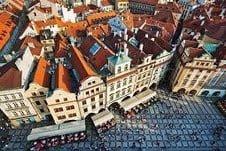 Óváros tér Praga