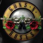 Guns N' Roses concert in Prague