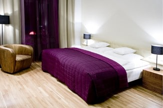 Icon Hotel Prague room