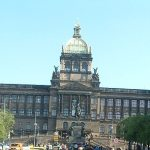 National Museum at Wenceslas Square