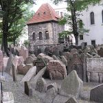 Old Jewish Cemetery Prague