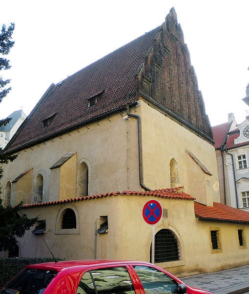 Old New Synagogue today