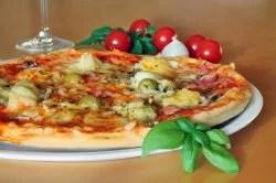 Italian food in Prague