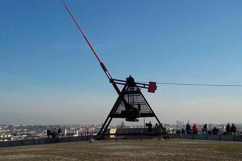 Praha metronomen