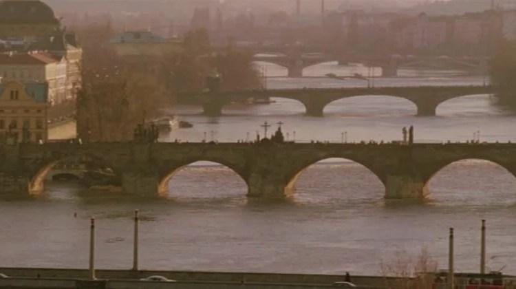Prague and Cherles Bridge in XXX