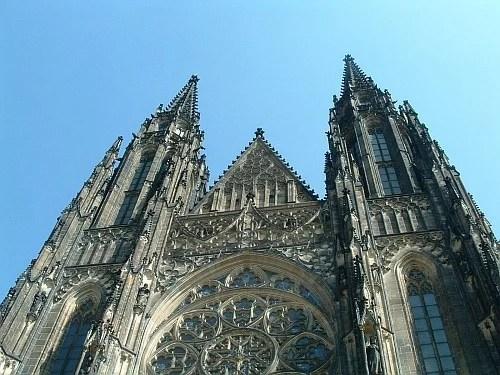 St. Vitus katedralen