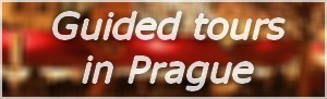 Guided tours in Prague border=