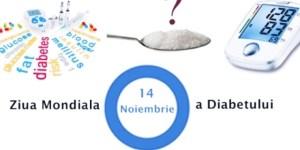 Ziua Mondiala a Diabetului Zaharat. Informatii de la Ministerul Sanatatii
