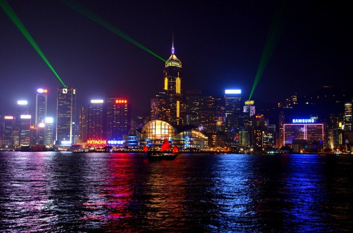 Getting To Know Hong Kong