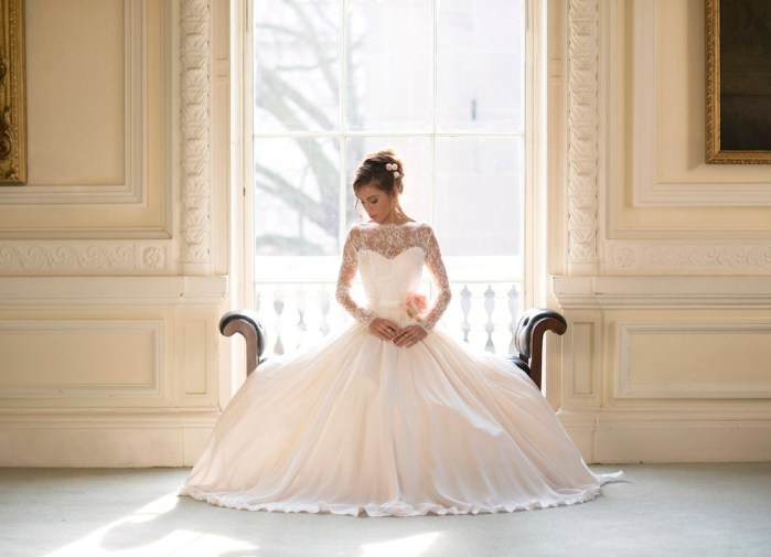 Anatomy of an Ideal Wedding Dress