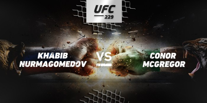 Conor McGregor vs Khabib Nurmagomedov: Time For Latin America And Channels To See The Star of UFC 229