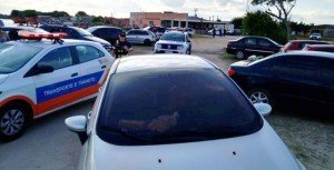 No domingo, equipes da Polícia Civil, Brigada Militar,