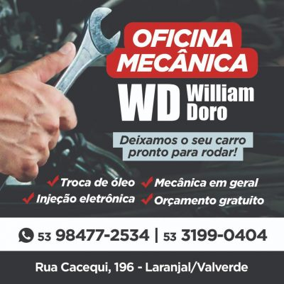 Oficina Mecânica WD - William Doro