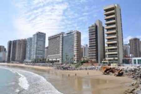 Praia do Meireles - Praias-360