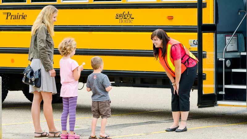 First Rider Program – School Bus