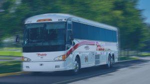 Charter Bus Rental Alberta