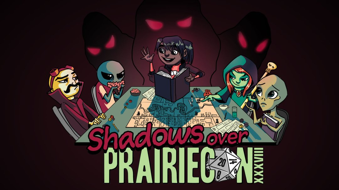 Shadows over PrairieCon - 38