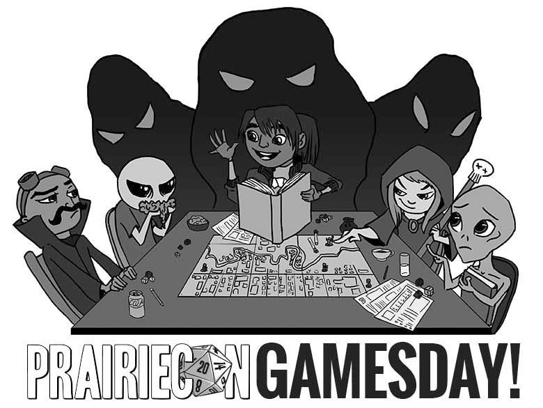 2017 Winter Gamesday!