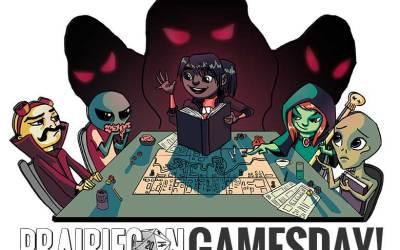 2017 Spring GamesDay!