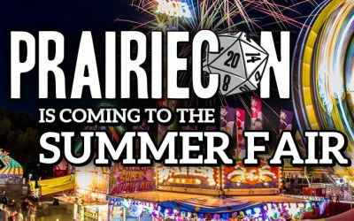 PrairieCon is coming to the Summer Fair!