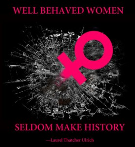 Well Behaved Women graphic smaller