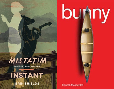 Bunny by Hannah Moscovitch & Mistatim (concept by Sarah Laronde) and Instant by Erin Shields