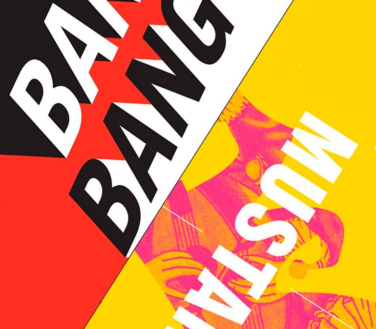 Double Play Review! Bang Bang & Mustard by Kat Sandler