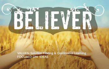 Believer Trailblazer Trait Prairie Girl Outpost