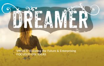 Dreamer Trailblazer Trait Prairie Girl Outpost