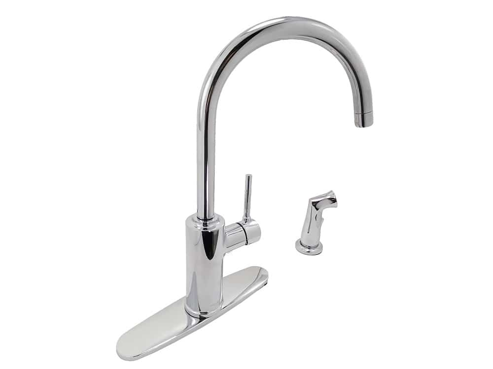 moen genta 7882srs single handle pull down sprayer kitchen faucet with reflex in spot resist stainless