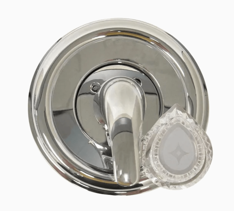 danco 28964 chrome 1 handle bathtub and shower faucet