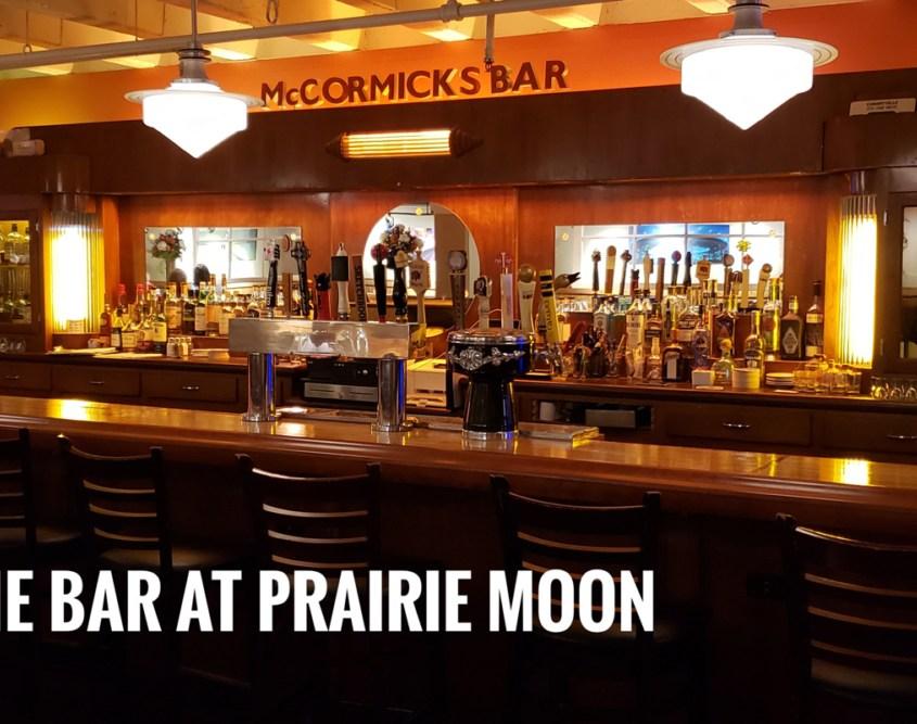 prairie moon restaurant in evanston host private events