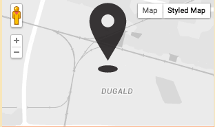 Dugald Map