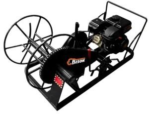 Engine Driven wire winder
