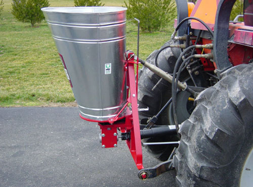 3-Point Hitch Broadcast Spreaders | Prairie States Seed