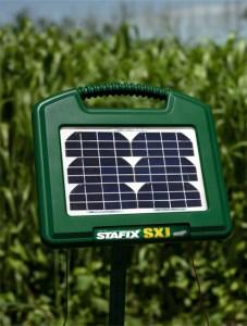 Portable Solar Energizer