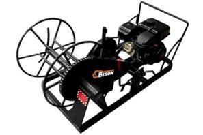 Wire Winder - Engine Driven