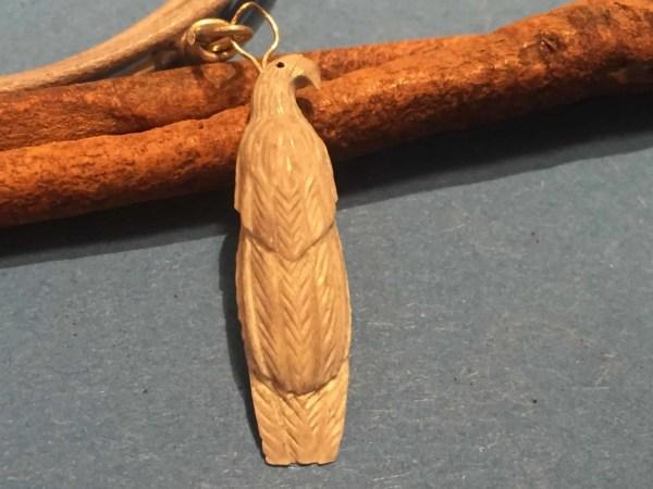 , Lewis Malie (Zuni) – Adleranhänger