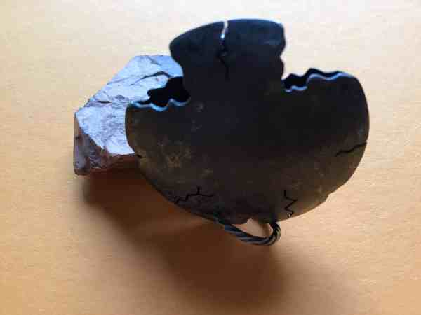 Fingerring, Aaron Brokeshoulder (Shawnee-Pueblo) – Fingerring Silber