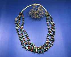 011001 Augustine Lovato (Kewa) – 3reihige Halskette
