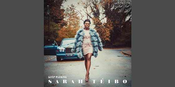 Sarah Téibo - Keep Walking Album