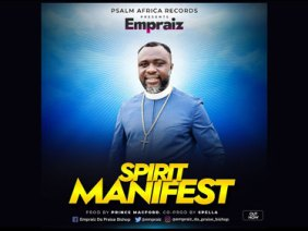 SPIRIT MANIFEST by Empraiz with Lyrics