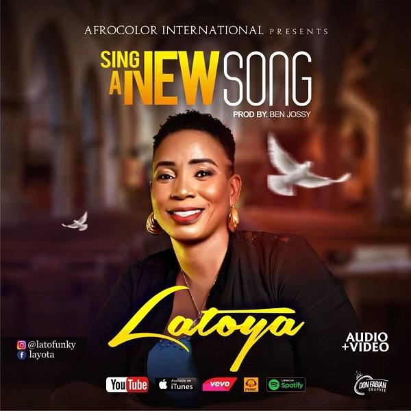 Latoya Sing A New Song