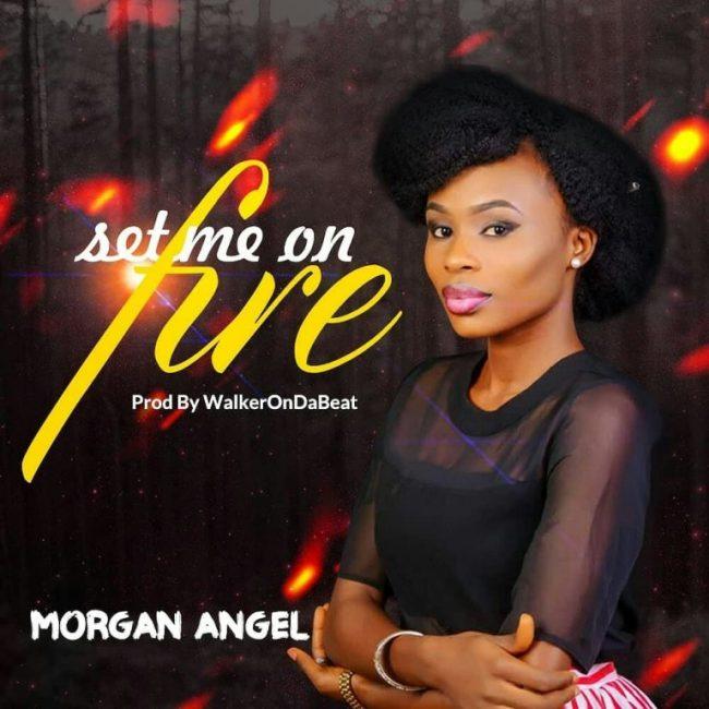 Morgan Angel Set Me On Fire
