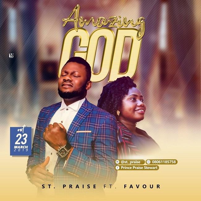 St. Praise Amazing God
