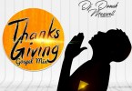 DJ Donak Thanksgiving Gospel Mix
