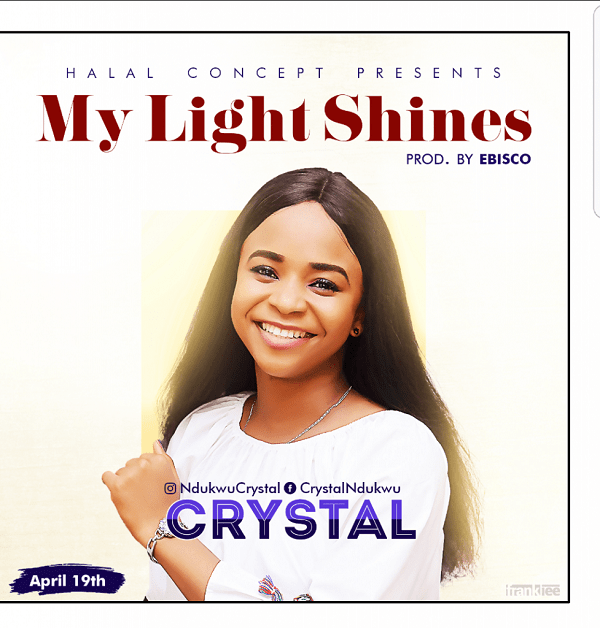 Crystal My Light Shines