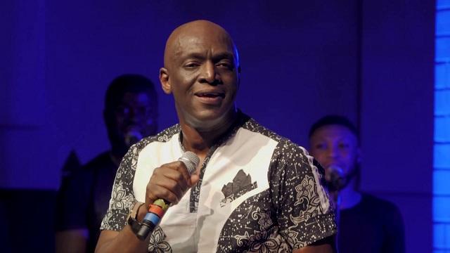 Sammie Okposo The Glory is Here (Live)