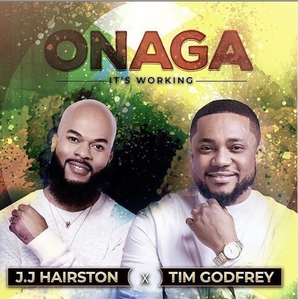 J J Hairston & Youthful Praise Onaga